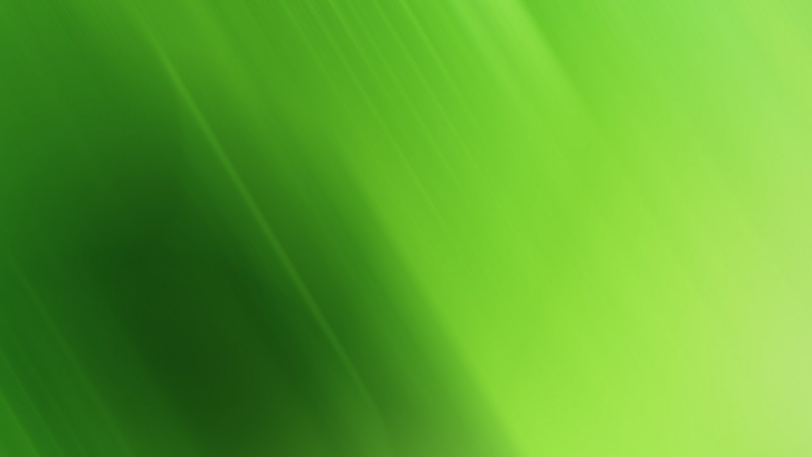 Green Abstract Desktop