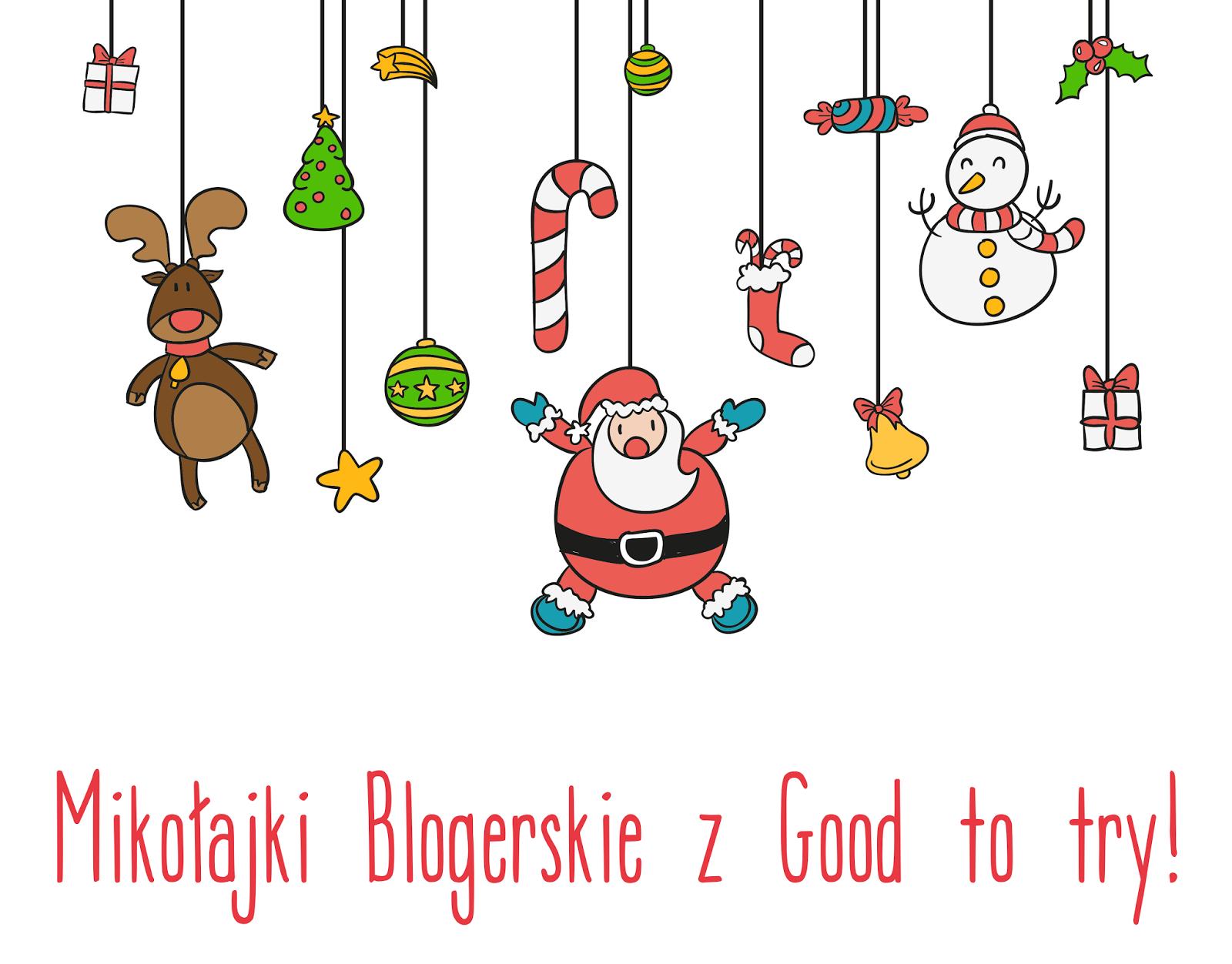 Akcja - Mikołajki Blogerskie