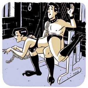 Topping from the Bottom - BDSM Relationships