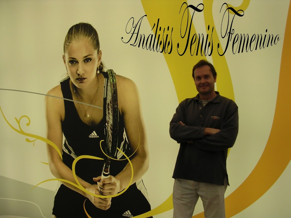 WTA TENNIS COMENTADA POR JAVIER