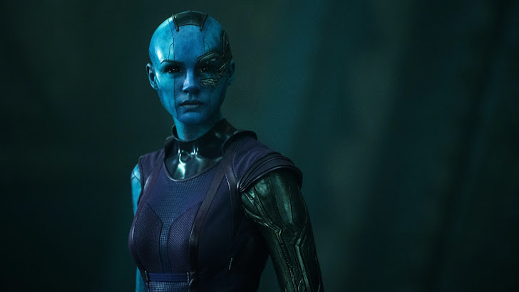 Nebula Guardians of the Galaxy Movie
