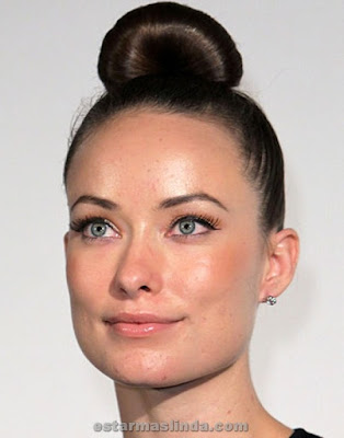 olivia wilde peinado
