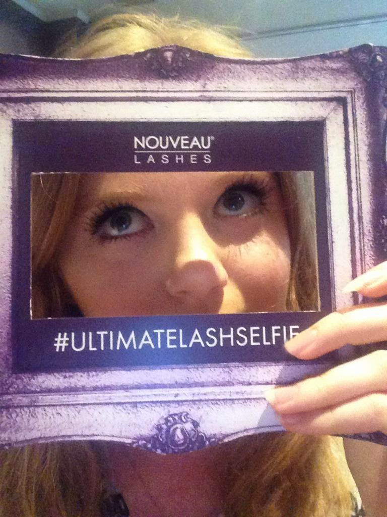 #LashesLive with Nouveau Lashes
