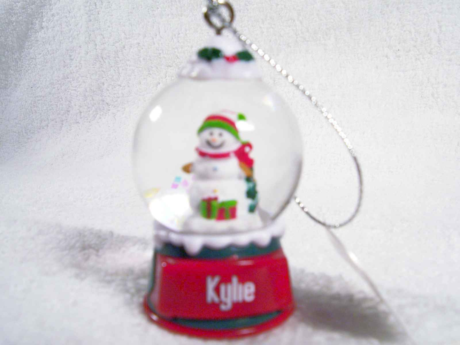 Personalized christmas ornaments galerry wallpaper for Customized photo christmas ornaments