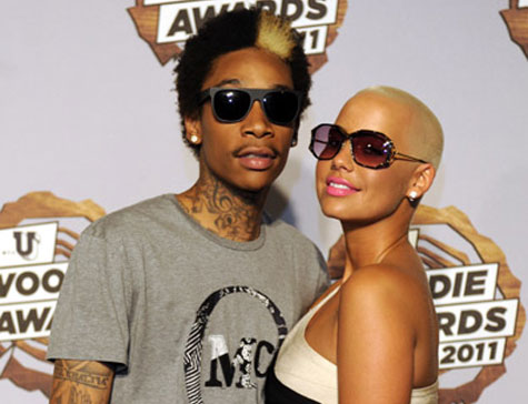 wiz khalifa tattoos on face. wiz khalifa amber rose face tattoo. wiz khalifa amber rose tattoo