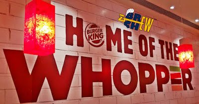 Burger King, Homeof the whopper