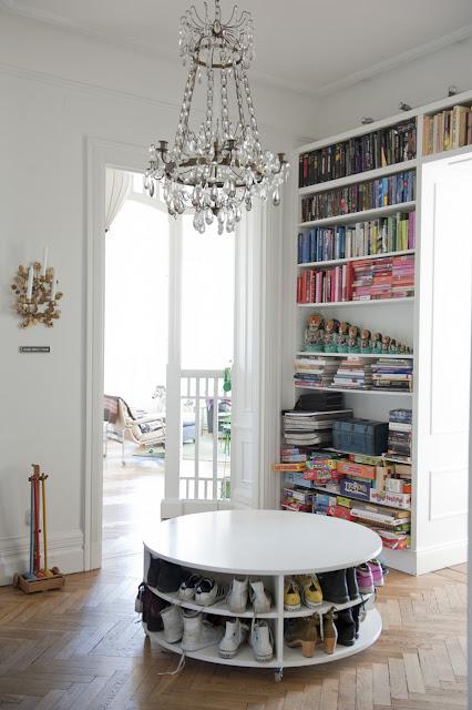 La petite fabrique de r ves le petit appartement d 39 une - Petit appartement aux details vintages ...