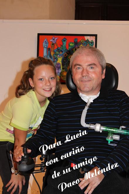 """"""" Lucia Perez Sarmiento y Paco """""""