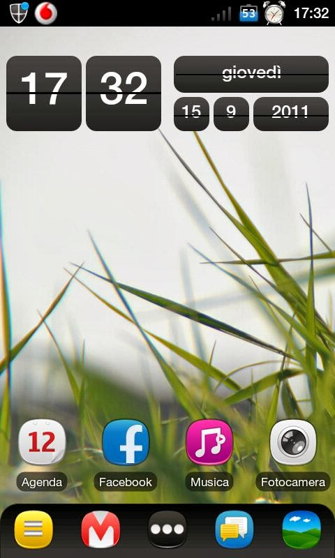 Beautiful go launcher ex theme for android tablet pc voltagebd Images