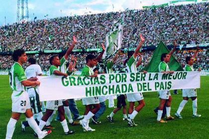 Todo listo para el día del Hincha Verde 2012