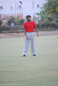 Telugu Film Personalities Practicing Cricket for CCL-thumbnail-14