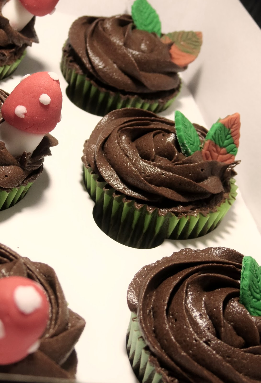 El teu cupcake, cupcake Lleida, cupcakes de xocolata