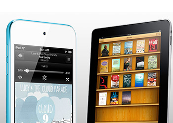 Apple iPod Touch vs iPad Mini Specs Review for Kids