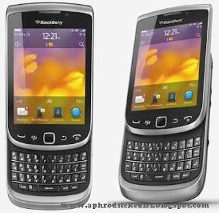 Spesifikasi BlackBerry Torch 9810