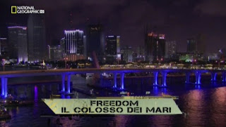 Megastrutture - Freedom,il colosso dei mari (2007) Documentario Streaming