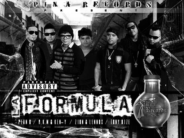 La Formula De Pina Records Se Impone Con Su Musica En El Escenario De