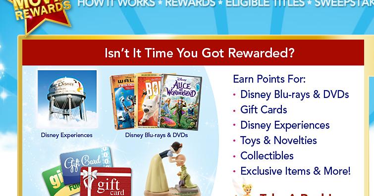 wwwdisneymovierewardscom disney movie rewards bonus