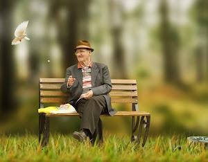 A vida não pode ser economizada para amanhã. Acontece sempre no presente.