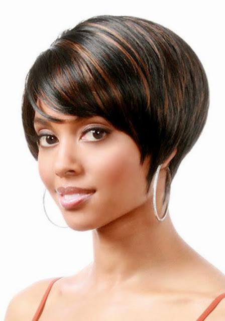 Nice Short Weave For Black Hair