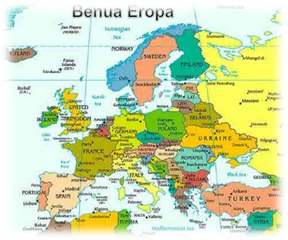 Title : Kawasan Benua Eropa