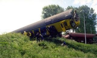 treinbotsing Rilland Bath 1988