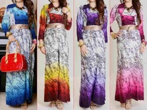 baju muslim wanita ala korea