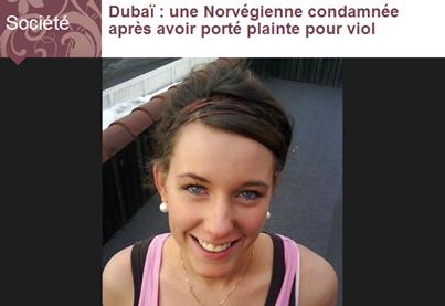 Le blog de charlot duba une norv gienne condamn e - Porter plainte combien de temps apres ...