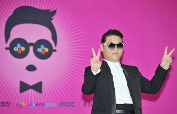 Chàng béo Psy phủ nhận mình ''ăn may'' vì Gangnam Style