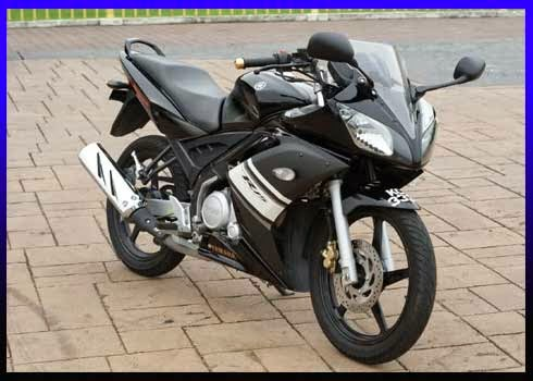 Modifikasi New Vixion full fairing