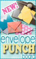 Envelope Punch Board is on Weekly Deals with Zena Kennedy Independent Stampin Up DEmonstrator