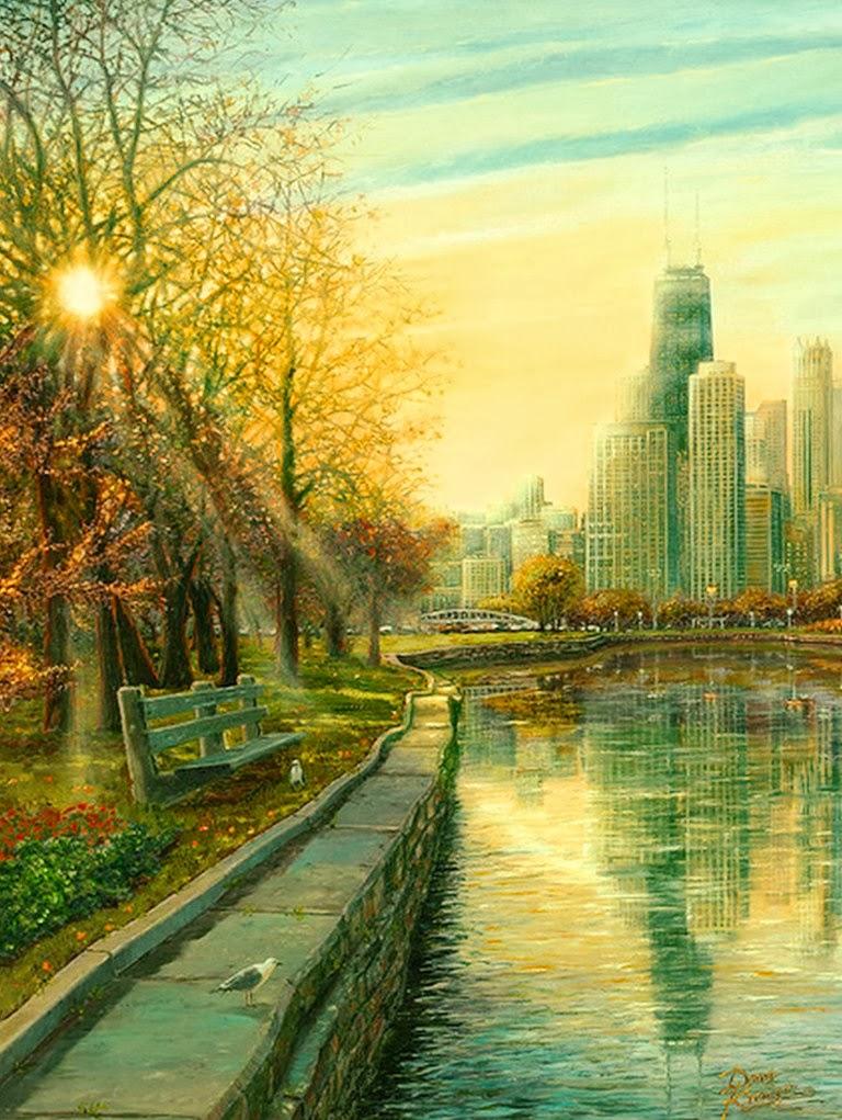 edificios-ciudades-oleo