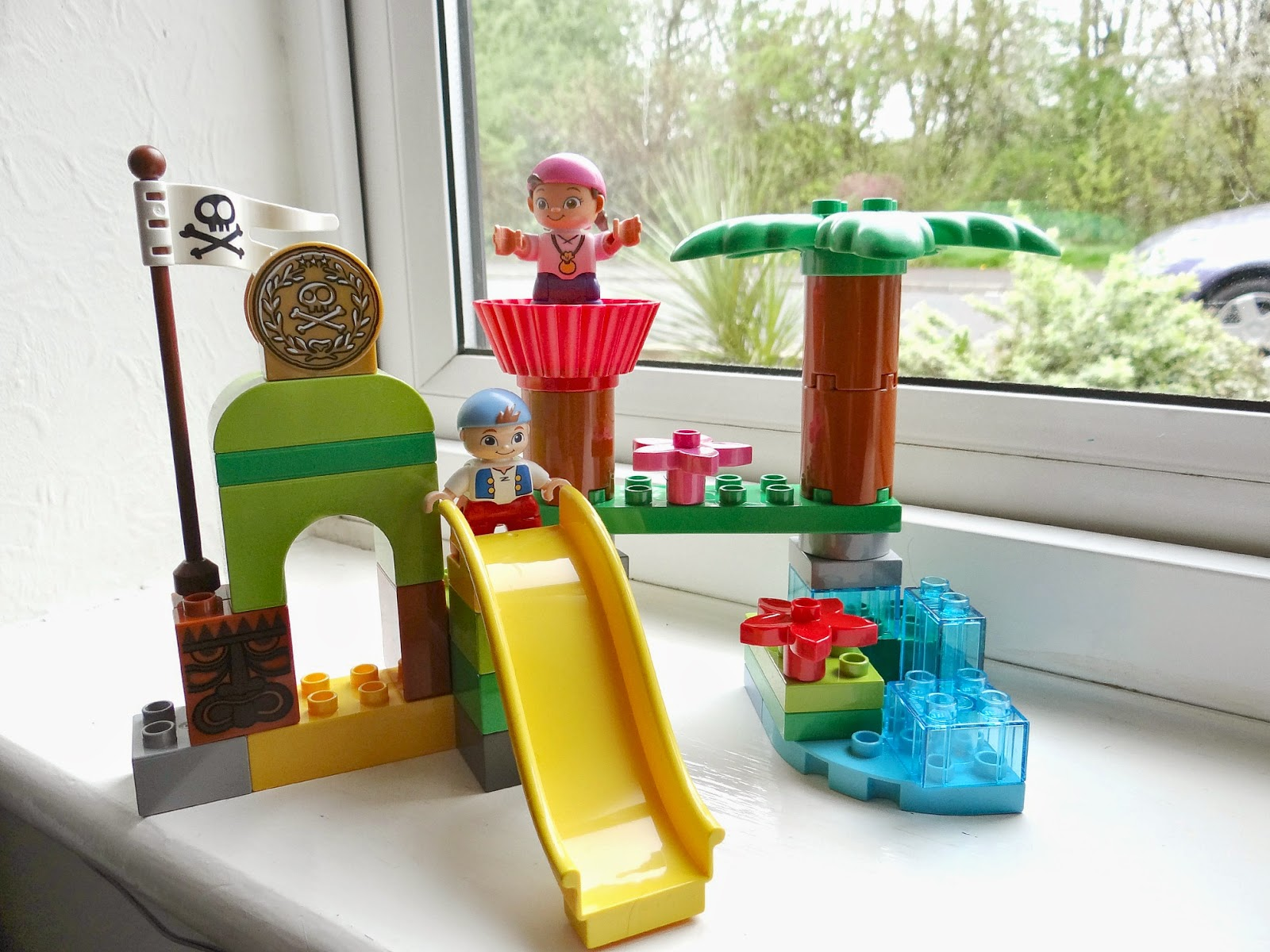 LEGO Duplo, Jake and the Never Land Pirates, LEGO Duplo Never Land Hideout