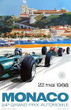 1966 Monaco Canvas From £25