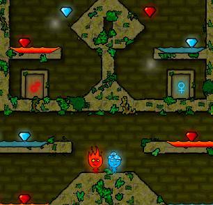 Ateş ve Su 5 Oyunu