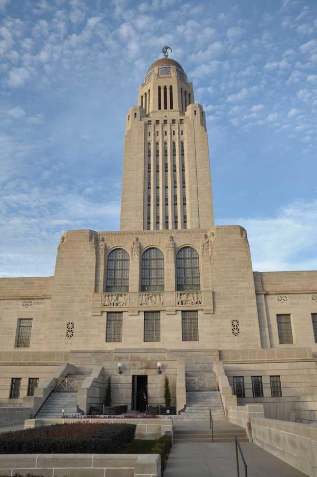 Taken For Granted: Nebraska State Capital Building ...