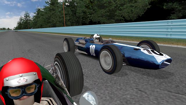 F1 simulador 1966