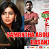 Samantha Congratulated Basanti Team -Telugucinemas.in