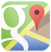 Google Maps App for iOS 6