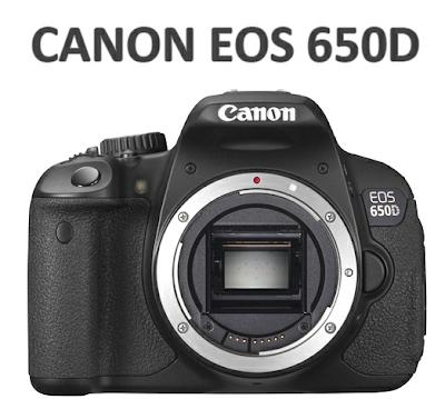 Canon Meluncurkan Camera DSLR EOS 650D