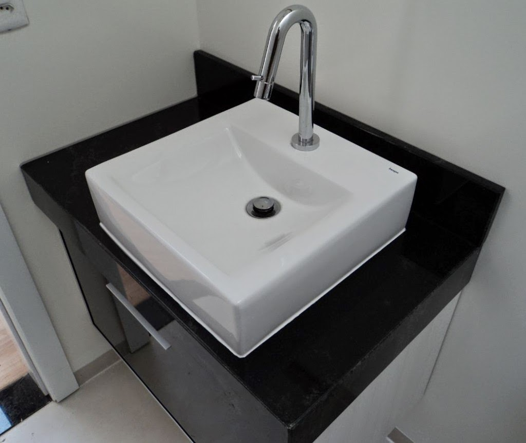 Marmoraria Huller -> Pia De Banheiro Aqualux
