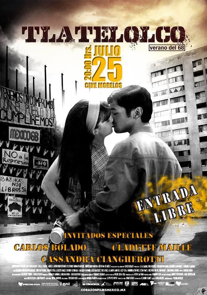Tlatelolco, verano del 68 (2012)