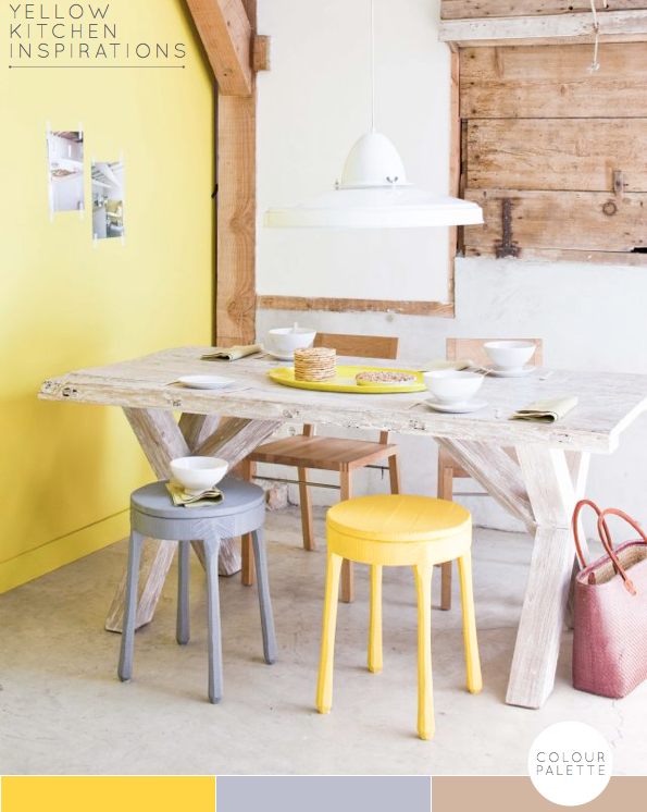 bright bazaar kitchen ideas decorating with yellow