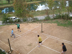 Outdoor Badminton