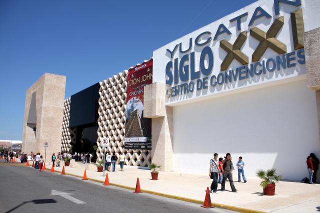 Grupos y convenciones convenciones en m rida yucat n - Centro deportivo siglo xxi zaragoza ...