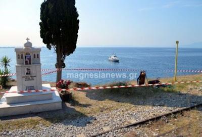 Συγκλονίζει η αυτοκτονία στρατιωτικού στον Βόλο! Έπεσε με το αυτοκίνητο στην θάλασσα στο σημείο που βλέπετε!
