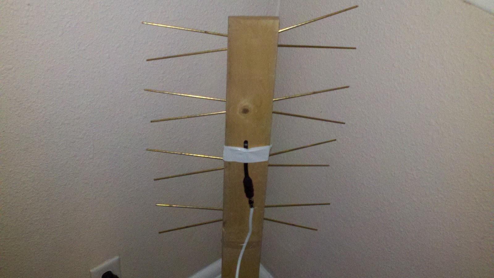 homemade tv antenna build car interior design