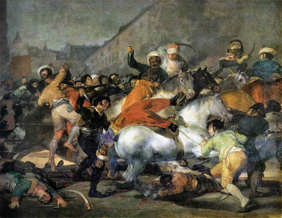 Francisco De Goya Painting