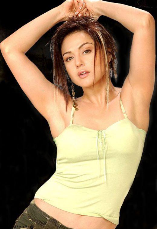 foto artis cantik india preity zinta bugil telanjang