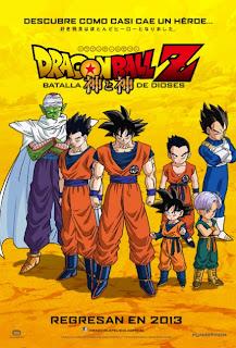 Dragon Ball Z: La Batalla de los Dioses (2013) Online