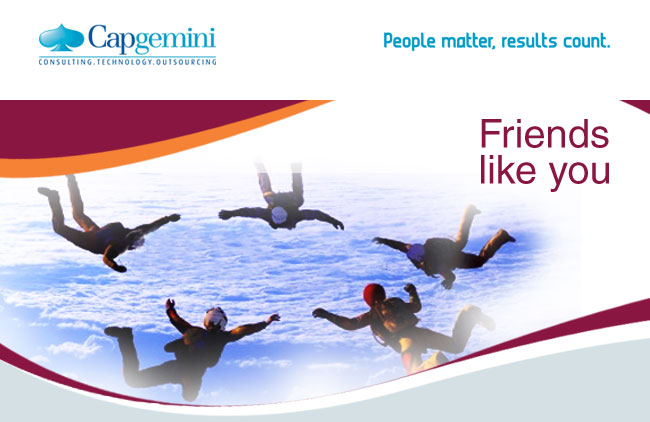 that u0026 39 s the way the cookie crumbles   capgemini    mega referral drive at pune on september 8  u0026 9